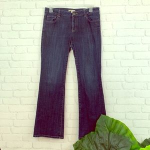 CAbi Straight Jeans Size 10!